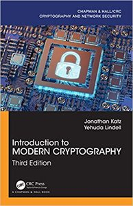 Introduction to Modern Cryptography, 3/e(美國原版) (Hardcover)-cover