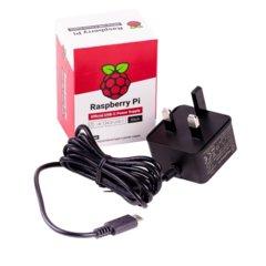 Raspberry Pi 4 原廠變壓器