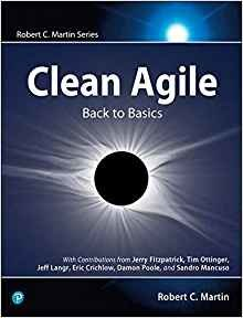 Clean Agile : Back to Basics (Paperback)-cover