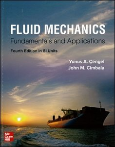 Fluid Mechanics: Fundamentals and Applications, 4/e (SI Units)(Paperback)-cover