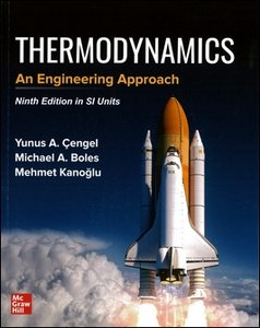 Thermodynamics: An Engineering Approach, 9/e (SI Units)(Paperback)-cover