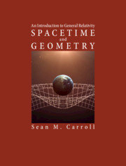 Spacetime and Geometry: An Introduction to General Relativity (Hardcover)-cover
