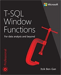 T-SQL Window Functions: For Data Analysis and Beyond-cover