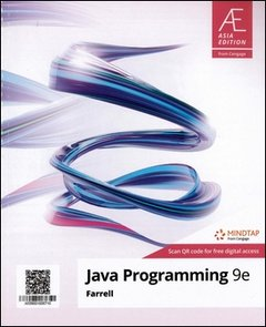 Java Programming, 9/e (IE-Paperback)-cover