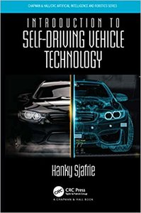 Introduction to Self-Driving Vehicle Technology-cover