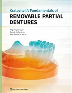 Kratochvil's Fundamentals of Removable Partial Dentures-cover