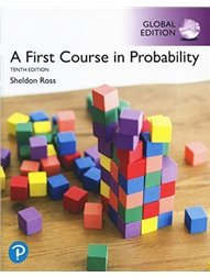 A First Course in Probability, 10/e (GE-Paperback)-cover