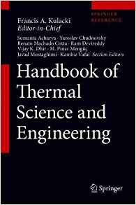 Handbook of Thermal Science and Engineering-cover