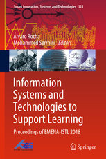 Information Systems and Technologies to Support Learning: Proceedings of Emena-Istl 2018-cover