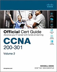 CCNA 200-301 Official Cert Guide, Volume 2-cover