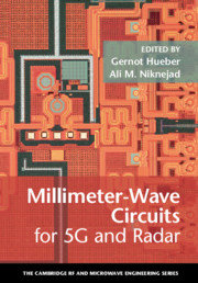 Millimeter-Wave Circuits for 5g and Radar-cover