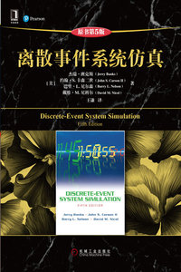 離散事件系統模擬(原書第5版)-cover