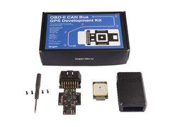 OBD-II CAN Bus GPS Arduino Development Kit開發套件-cover
