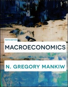 Macroeconomics, 10/e (Hardcover)-cover