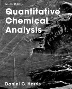Quantitative Chemical Analysis, 9/e (Hardcover)-cover