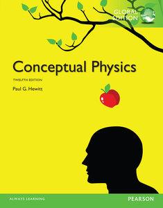 Conceptual Physics, 12/e (GE-Paperback)-cover