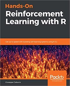 Hands-On Reinforcement Learning with R-cover