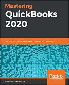 Mastering QuickBooks 2020-cover