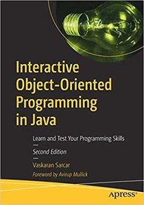 Interactive Object-Oriented Programming in Java: Learn and Test Your Programming Skills-cover