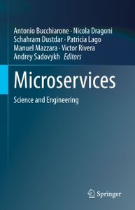 Microservices: Science and Engineering-cover