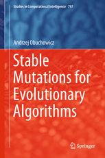 Stable Mutations for Evolutionary Algorithms-cover