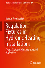 Regulation Fixtures in Hydronic Heating Installations: Types, Structures, Characteristics and Applications-cover