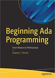 Beginning ADA Programming: From Novice to Professional-cover