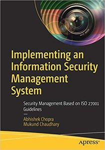 Implementing an Information Security Management System: Security Management Based on ISO 27001 Guidelines-cover