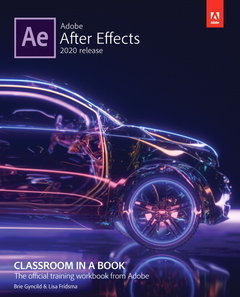 Adobe After Effects Classroom in a Book (2020 Release)-cover