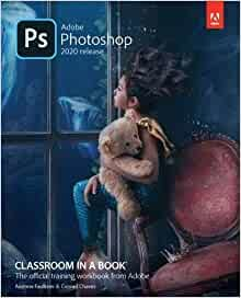 Adobe Photoshop Classroom in a Book (2020 Release)-cover