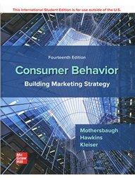 Consumer Behavior: Building Marketing Strategy, 14/e (Paperback)-cover