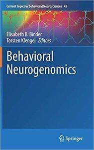 Behavioral Neurogenomics-cover