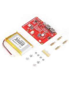 樹莓派 UPS 鋰電池擴充板 | USB 雙輸出電源供應模組 (V2)-cover
