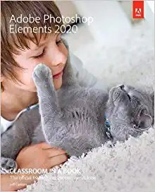 Adobe Photoshop Elements 2020 Classroom in a Book-cover