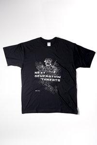 HITCON 2012 T-shirt / 黑 / 2XL-cover