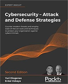 Cybersecurity - Attack and Defense Strategies - Second Edition-cover