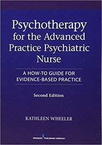 Psychotherapy for the Advanced Practice Psychiatric Nurse,2e-cover