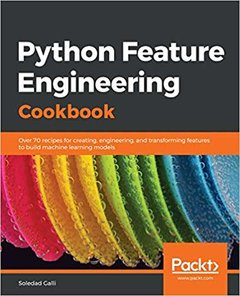 Python Feature Engineering Cookbook-cover