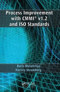 Process Improvement with Cmmi(r) V1.2 and ISO Standards-cover