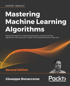 Mastering Machine Learning Algorithms - Second Edition-cover
