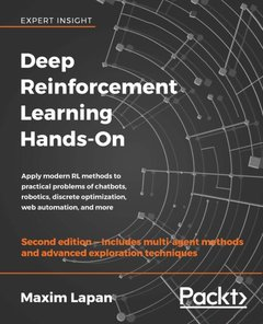 Deep Reinforcement Learning Hands-On - Second Edition-cover