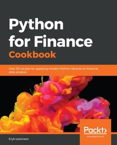 Python for Finance Cookbook-cover