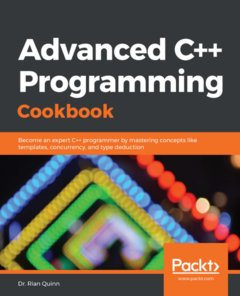 Advanced C++ Programming Cookbook-cover