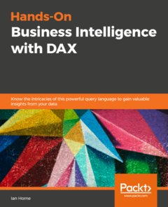 Hands-On Business Intelligence with DAX-cover