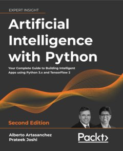 Artificial Intelligence with Python - Second Edition-cover