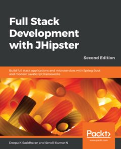 Full Stack Development with JHipster second Edition-cover