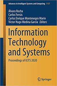 Information Technology and Systems: Proceedings of Icits 2020-cover