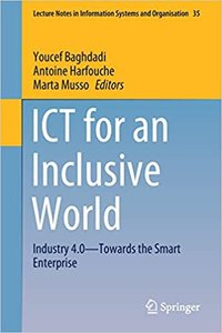 Ict for an Inclusive World: Industry 4.0-Towards the Smart Enterprise-cover