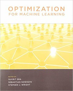 Optimization for Machine Learning-cover