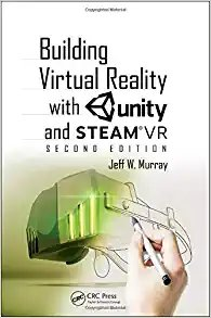 Building Virtual Reality with Unity and SteamVR (Hardcover) 2nd 版本-cover